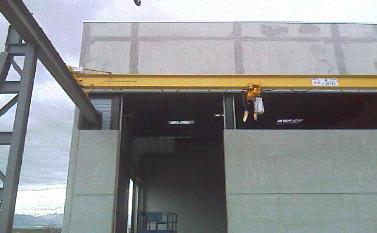 Craneway Door